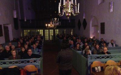 Konzert in der Horstener St. Maritiuskirche war eine schöne Einstimmung auf das Fest